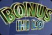 Bonus Hi Lo