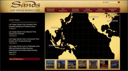 Las-Vegas-Sands